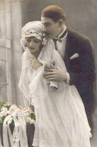 Letterbalm Wedding Veil