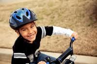Letterbalm Kid on Bike