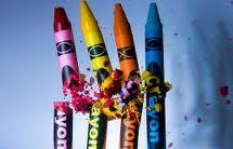 Letterbalm Broken Crayons