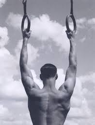 Letterbalm Male Gymnast