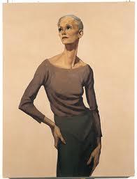 Letterbalm Stylish Skinny Older Woman