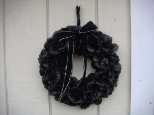 Letterbalm Mourning Wreath