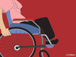 Letterbalm Woman in a Wheelchair