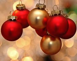 Letterbalm Christmas Balls