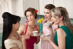 Letterbalm Gossiping Women