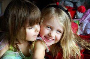 Letterbalm Two Little Girls