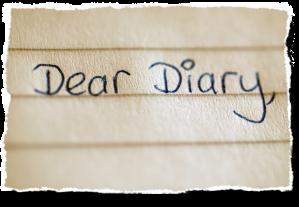 Letterbalm Dear Diary
