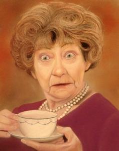 Letterbalm Tea Lady