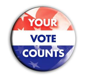 Letterbalm Your Vote Counts