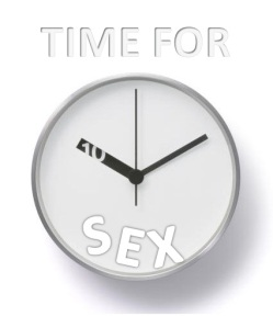 Letterbalm Time for Sex