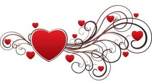 Letterbalm Valentine Motif