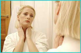 Letterbalm Worried Woman in Mirror