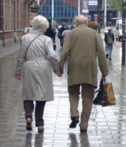 Letterbalm Old Couple Holding Hands