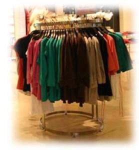 Letterbalm Circular Clothes Rack
