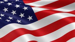 Letterbalm American Flag Waving