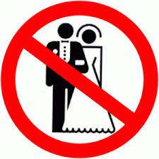 Letterbalm No Wedding