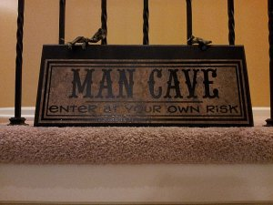 Letterbalm Man Cave